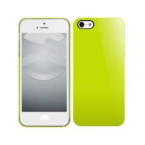 スマホケース | SwitchEasy NUDE for iPhone 5s5 Lime SWNUI5L|arinkurin
