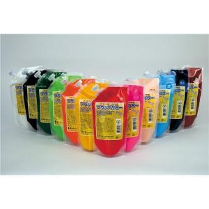 T フラッグカラー布用絵の具 (12色セット) 200ml 混色自由 arinkurin