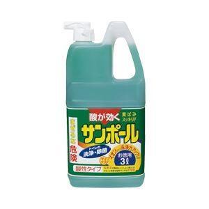 トイレ用品 | 大日本除虫菊 サンポール 業務用 1本(3L)|arinkurin