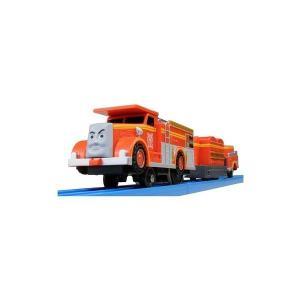 プラレール | (プラレール) タカラトミー TS19 プラレール 消防車フリン|arinkurin