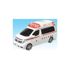 おもちゃ   トイコー エルグランド救急車 arinkurin