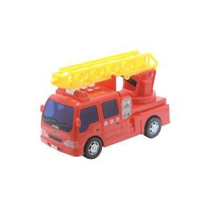 おもちゃ   トイコー ミニサウンド はしご消防車 arinkurin