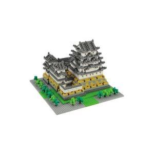 ブロック | nanoblock(ナノブロック) カワダ NB006 姫路城|arinkurin