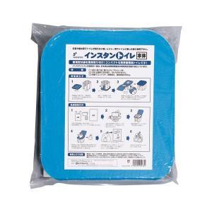 トイレ用品 | ホリアキ インスタントイレ トイレ本体 WIITH501BU701WH 1台|arinkurin