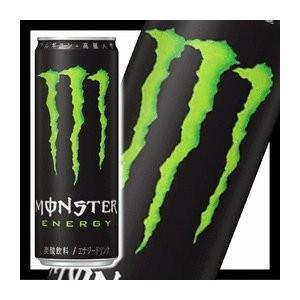 炭酸飲料 | (まとめ買い)アサヒ モンスターエナジー 缶 355ml×24本(1ケース)|arinkurin