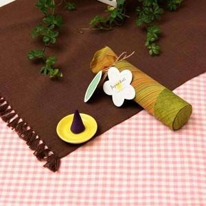 お香 | お香インセンス (月下美人の香り コーンタイプ10個入り) バリ島製 「Jupen Bariジュプンバリ」|arinkurin