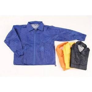 ジャケット | イベントブルゾン 薄手 フリーサイズ ポリエステル イエロー(黄)|arinkurin