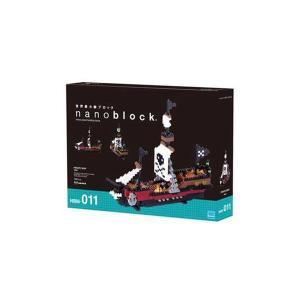 ブロック | nanoblock(ナノブロック) カワダ NBM011 海賊船|arinkurin