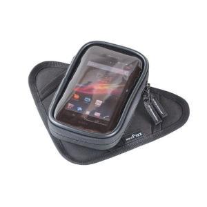 バイク用品 | タナックス(TANAX) スマホポケットクイック (マグネット式スマートフォンタンクバッグ)|arinkurin