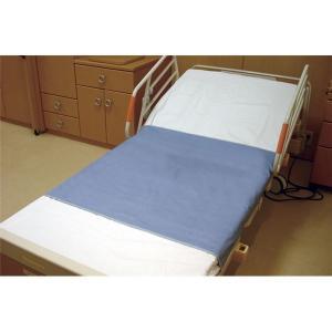 寝具   耐久デニムシーツ 乾燥機OK ポリウレタンラミネート加工 (ベッド用品介護用品) arinkurin