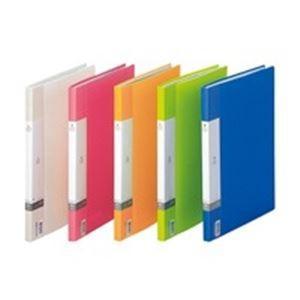 (まとめ売り×10) LIHITLAB クリアファイル/ポケットファイル (A4/A3) タテ型/サ...