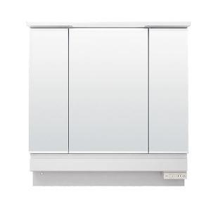 LIXIL INAX (リクシル イナックス) K1シリーズ ミラーキャビネットSP付三面鏡全収納タイプ (LED) MK1X2903KXJU|arinkurin