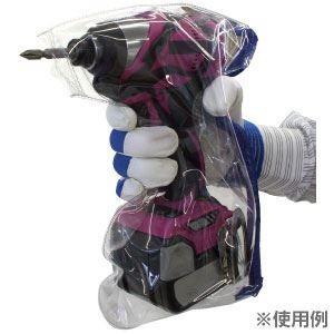 ドライバーセット | (まとめ)インパクトドライバーカバー (ブラック (黒)×10) ジョブマスター JIC001BK|arinkurin