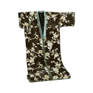 毛布 | 綿入りかいまき毛布 テイジンRウォーマルR使用マイヤー2枚合せ 幅140cm×長さ200cm グリーン(緑)|arinkurin