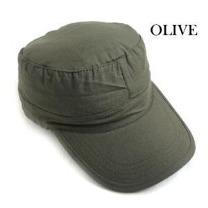 レディース帽子 | ファーティング(BDU)キャップ HC013NN オリーブ M ( レプリカ )|arinkurin