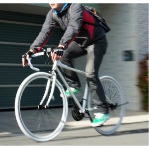 ロードバイク | ロードバイク 700c(約28インチ)ホワイト(白) シマノ21段変速 重さ14....