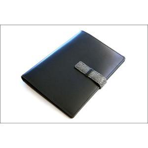 Colore Borsa(コローレボルサ) パスポートケース ブラック MG005 arinkurin