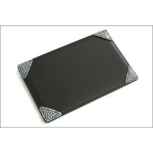 Colore Borsa(コローレボルサ) メモパッド ブラック MG008|arinkurin