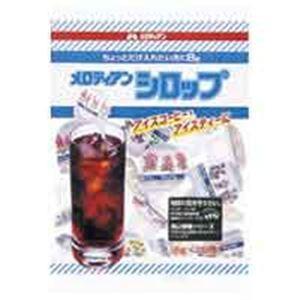 コーヒー   (まとめ売り×100) メロディアン メロディアンガムシロップ 20個入1袋 arinkurin