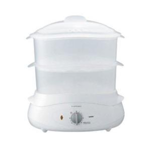 キッチン家電 | ツインバード フードスチーマー ホワイト SP4138W