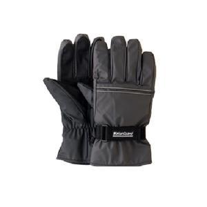 手袋   (エクス)防水発熱手袋(メンズグレー) arinkurin