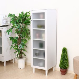 食器棚 レンジ台 食器棚 インテリア 家具 シンプルでおしゃれな北欧風 食器棚 台所収納 キッチンボ...
