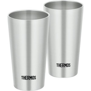 タンブラー | (THERMOS サーモス) 真空断熱タンブラーカップ (2個セット) 300ml ステンレス製|arinkurin
