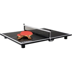 卓球用品 | STIGA(スティガ) SUPER MINI TABLE スーパーミニ卓球台 ブラック|arinkurin