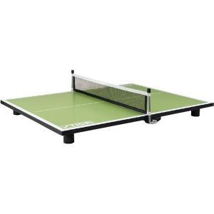 卓球用品 | STIGA(スティガ) PURE SUPER MINI TABLE スーパーミニ卓球台 ピュア ネオングリーン|arinkurin
