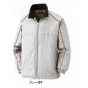 コート | 中綿入り撥水加工防寒コート グレー M|arinkurin