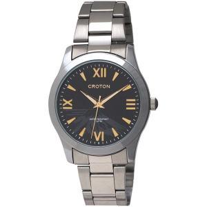腕時計   CROTON(クロトン) 腕時計 3針 日本製 ...