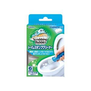 トイレ掃除用品 | ジョンソン スクラビングバブルトイレスタンプクリーナー フレッシュソープ (×5...