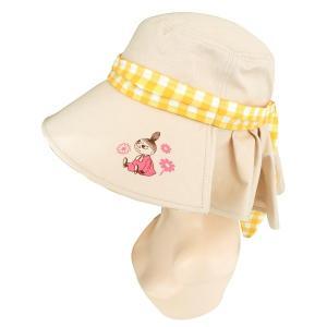 その他レディース帽子 レディース帽子 帽子 キャップ ハット 紫外線対策!ムーミンつば広帽子♪ 【T...