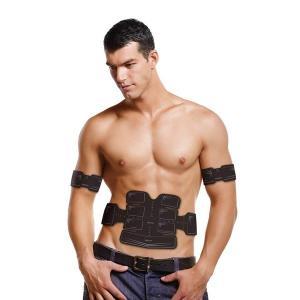 EMS | アクティブパッド EMS 腹筋ベルト 段階パワー ボディ用 貼るだけトレーニング|arinkurin