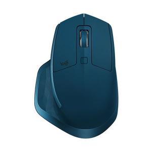 ロジクール MX MASTER 2Sワイヤレスマウス ミッドナイト ティール MX2100sMT 1...