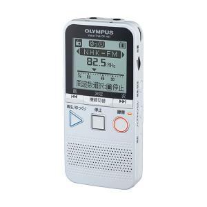 ICレコーダー | オリンパス ICレコーダーVoiceTrek 4GB ホワイト DP401WHT 1台|arinkurin