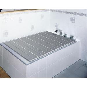風呂フタ | 抗菌 AG 折りたたみ風呂ふた M9 70×90cm用|arinkurin