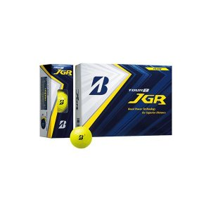 ゴルフボール | TOURB JGR イエロー ダース 8JYX|arinkurin