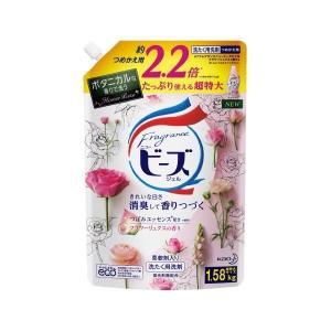 洗濯洗剤 | 花王 フレグランスニュービーズジェル詰替1.58kg(×5)|arinkurin