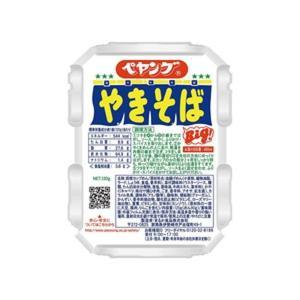 カップ焼きそば | (まとめ)まるか食品 ぺヤング ソースやきそば 1箱(18個)(×2)|arinkurin