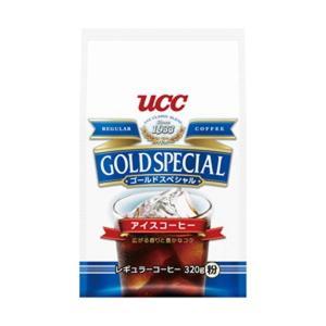 コーヒー豆   UCC ゴールドスペシャル アイスコーヒー 1袋(320g)(×10) arinkurin