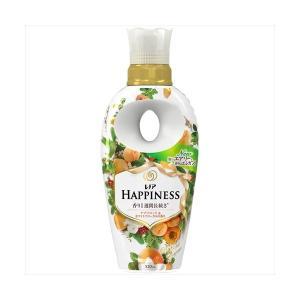 洗濯洗剤 | (まとめ)レノアハピネス ナチュラルフレグランス アプリコット&ホワイトフローラルの香り 本体 (× 3 点セット)|arinkurin
