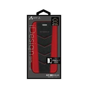 baf85019bd スマホケース | エアージェイ iPhone7男のGTシリーズ 手帳型4 ACP7GT4