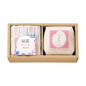 (まとめ)お米&ふきんセット C9212516N(×5)|arinkurin