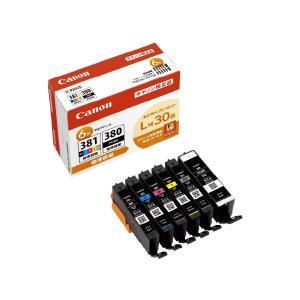 キャノン(CANON)用 | (キヤノン用)インクカートリッジBCI381+380/6MP 6色(ブ...