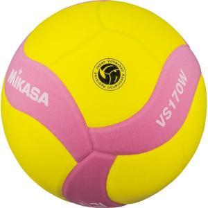 バレーボール用品 | MIKASA(ミカサ) スマイルバレーボール5号球 FIVB公認スマイルバレー...