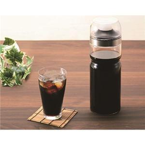コーヒーメーカー | Felio フィルター付耐熱ガラスボトル F0657|arinkurin