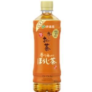 (ケース販売)伊藤園 PETお〜いお茶ほうじ茶525ml (×48本セット)|arinkurin