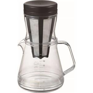 コーヒーサーバーストロン750(850ml) 2Wayドリッパーセット ブラック TW3760|arinkurin