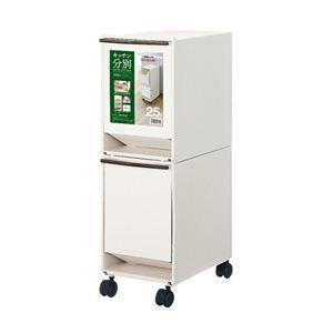 ゴミ箱 | アスベル 資源ゴミ分別ワゴン 2段 (ホーム&キッチン ゴミ箱)|arinkurin